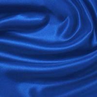 Crepe satijn kobalt blauw kleur 039