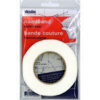 instrijkbaar naadband vlieseline wit