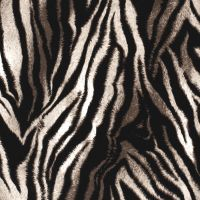 Viscose dierenprint taupe  bruin my image